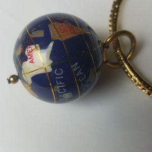 Jewelry - BRACELET - Around the world Globe bracelet